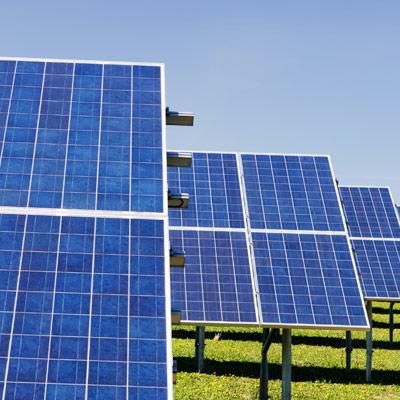 Diversifier - Panneaux solaires